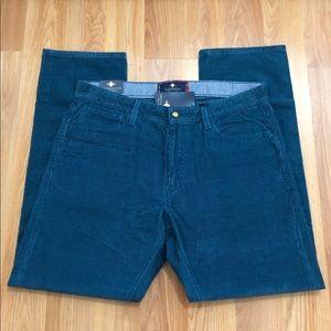 Russell Simmons Men's Argyleculture Corduroy Jeans
